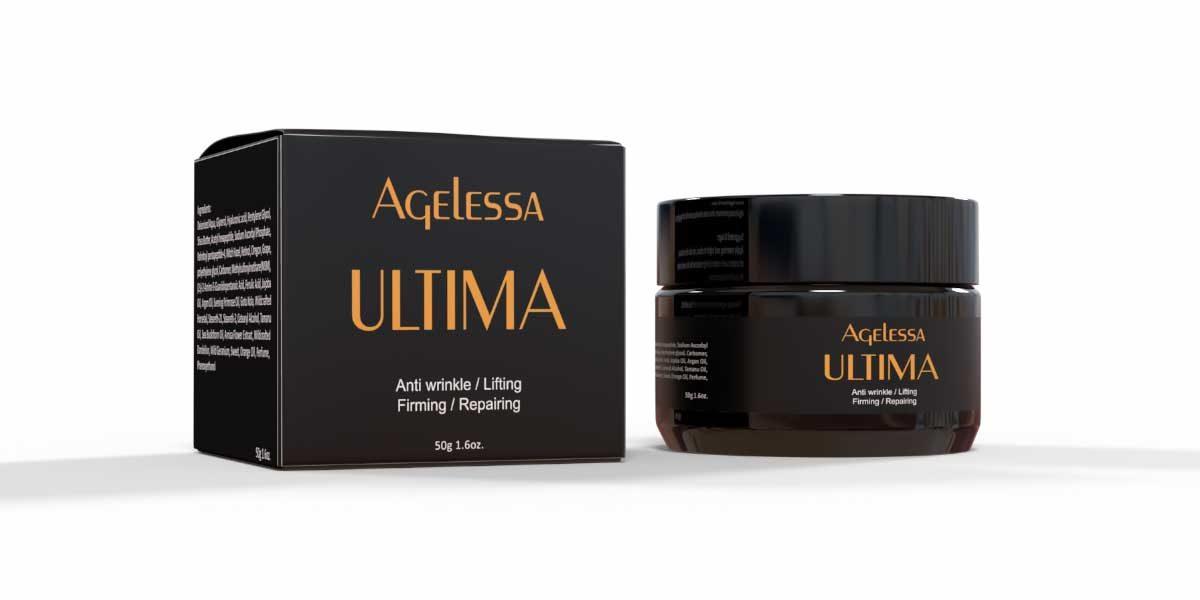 Agelessa Ultima Peptide Cream